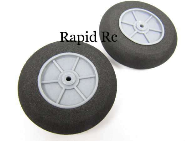 Foam Wheels 70mm